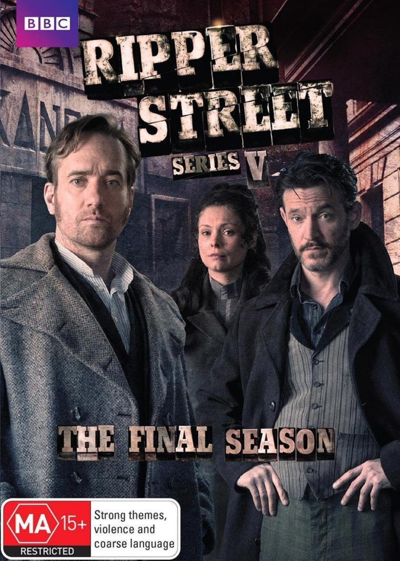 Ripper Street Final (TV series)