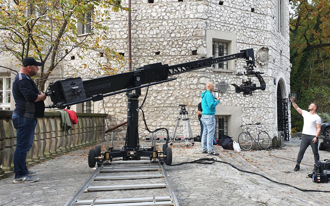 MovieBird MB-12 on Film Spring Open Exhibition 2019