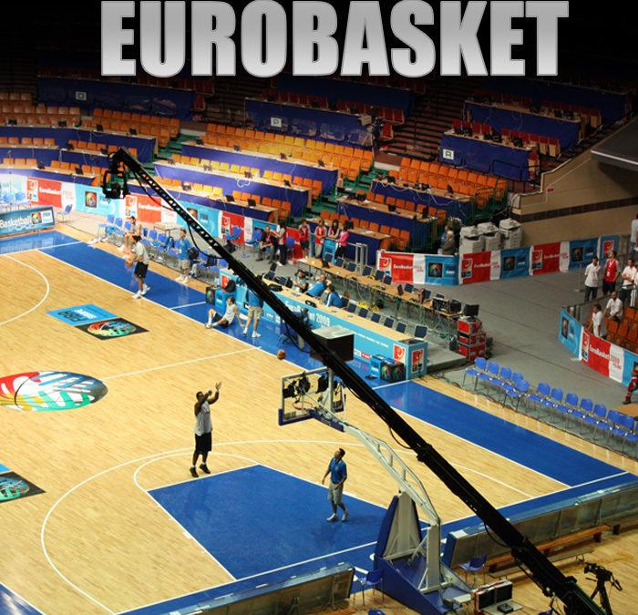 MovieBird on Events – Euro Basket 2009