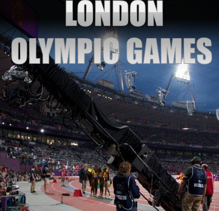 MovieBird on Events – London Olimpic Games 2012